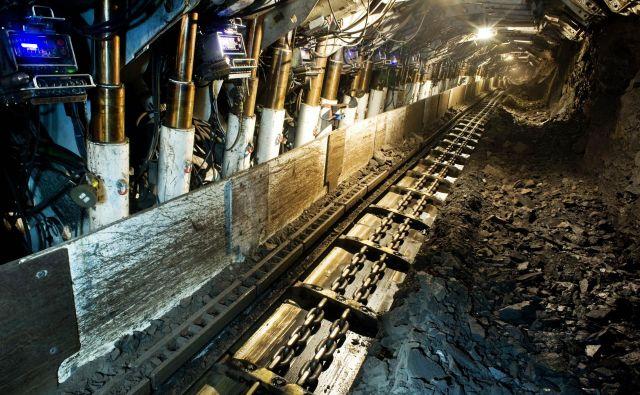 Direktor Premogovnika Velenje Ludvik Golob: »Potrebujemo zakon o zapiranju rudnika, da vemo, od kod bodo sredstva in kdo bo to plačal.« FOTO: arhiv PV
