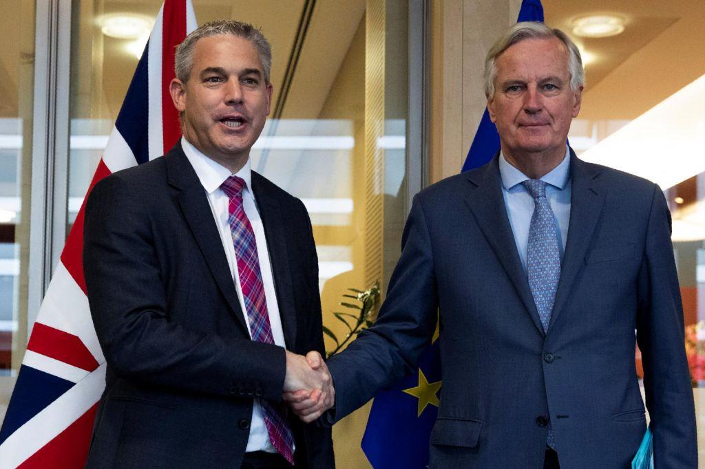 Pogajalci v predoru odrešitve za brexit