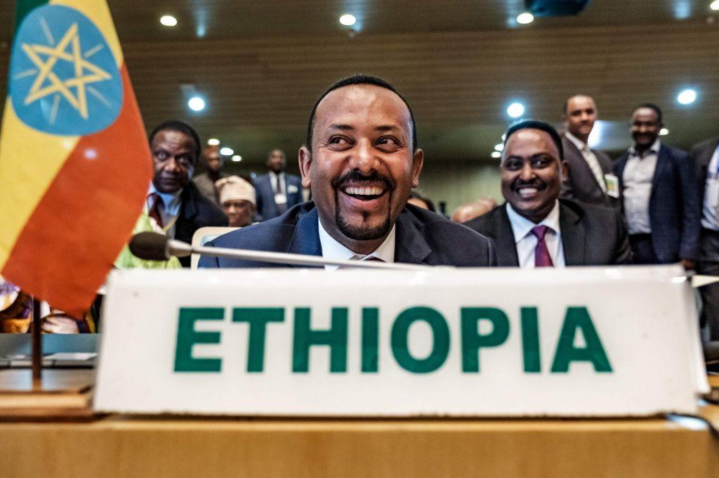 »To je nagrada za Afriko, za Etiopijo«