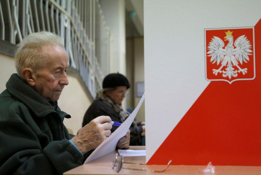 Na Poljskem volijo nov parlament