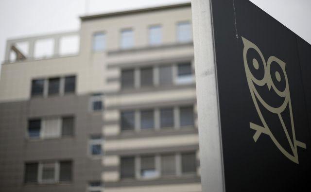 Slovenska obveščevalno-varnostna agencija (Sova) je naznanila znane in neznane storilce zaradi suma storitve več kaznivih dejanj izdaje tajnih podatkov. FOTO: Blaž Samec/Delo