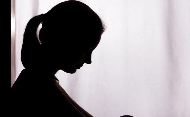 Izguba otroka FOTO: Shutterstock