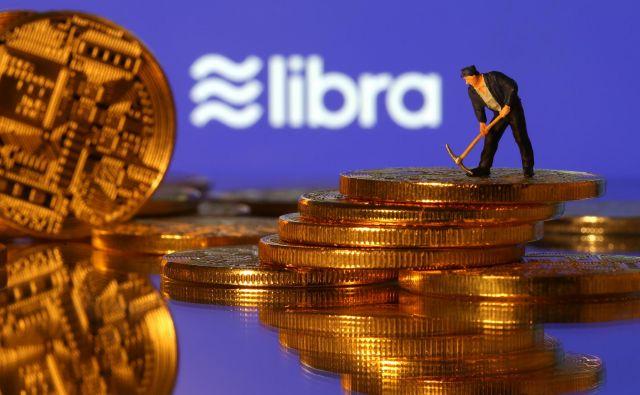Uvedba Facebookove kriptovalute Libre se oddaljuje. FOTO: Dado Ruvic/Reuters