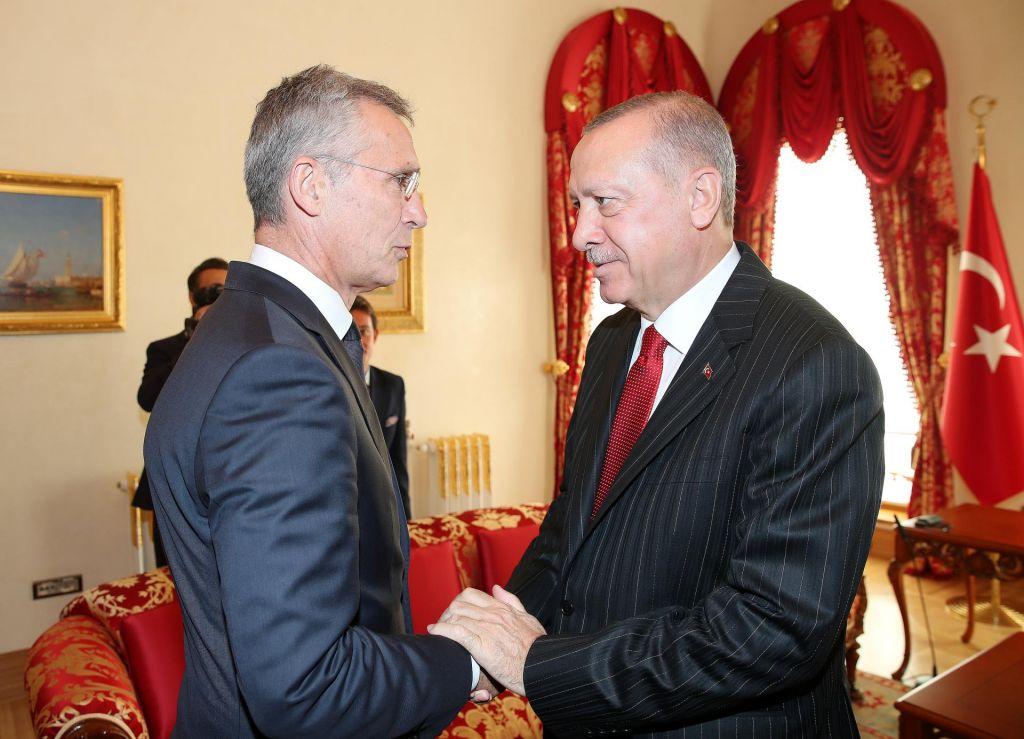 In kaj, če Asad vrne udarec Turčiji. Bo aktiviran Natov 5. člen?