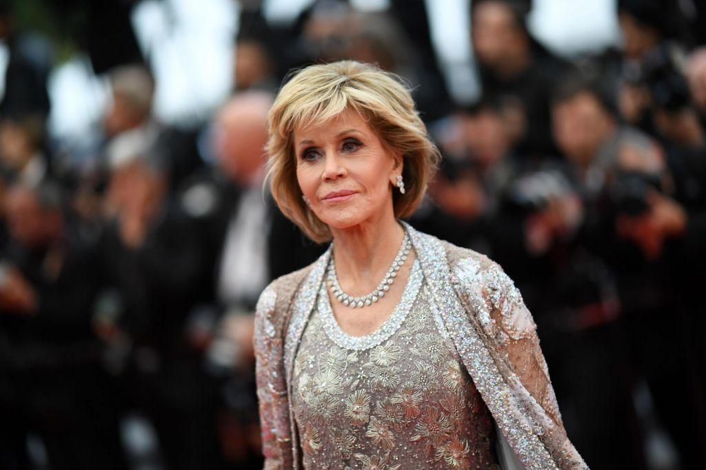 Aretirali slavno Jane Fonda
