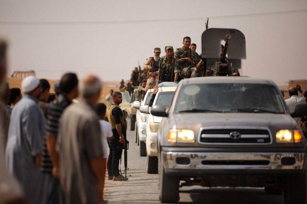 Osamljeni Kurdi so morali na pomoč poklicati Asada