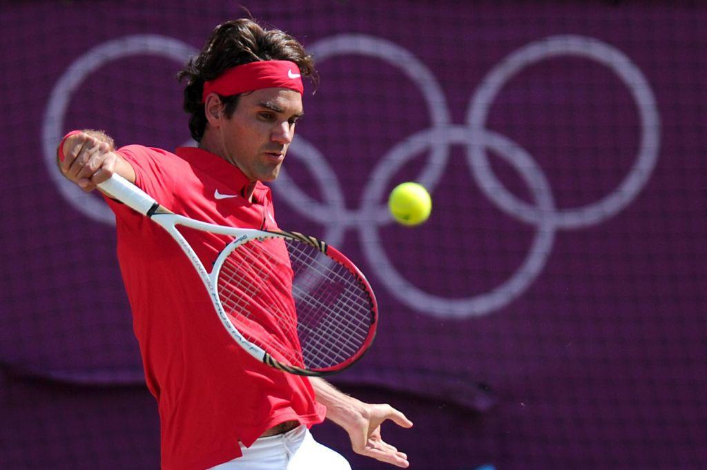 Federerjevo srce se je odločilo za olimpijske igre