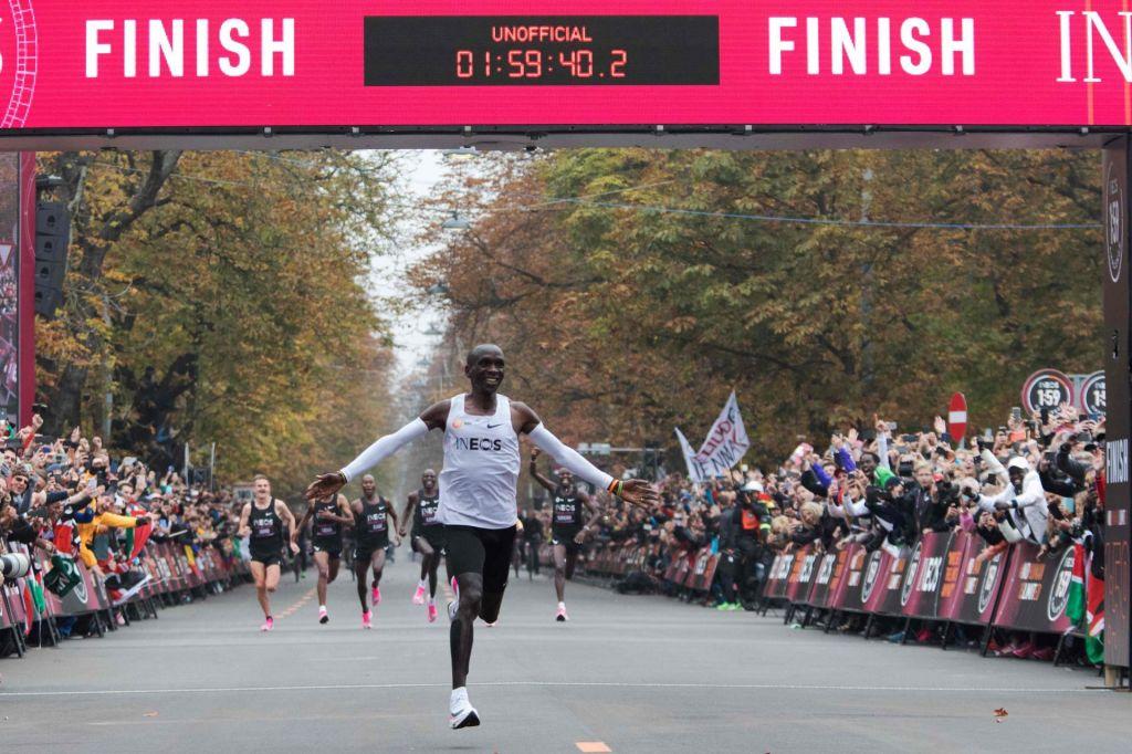 Najhitrejši maratonski tekač v zgodovini
