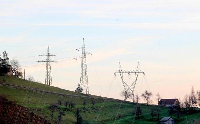 Zanesljivost preskrbe z energijo je za vsako državo zelo pomembna. FOTO: Ljubo Vukelič/Delo