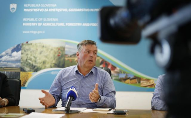 Igor Hrovatič je funkcijo nastopil konec lanskega leta. FOTO: Leon Vidic