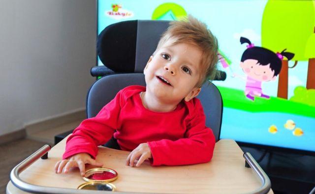 Akcija za malega Krisa je bila tako uspešna, da bodo lahko pomagali še drugim bolnim otrokom.