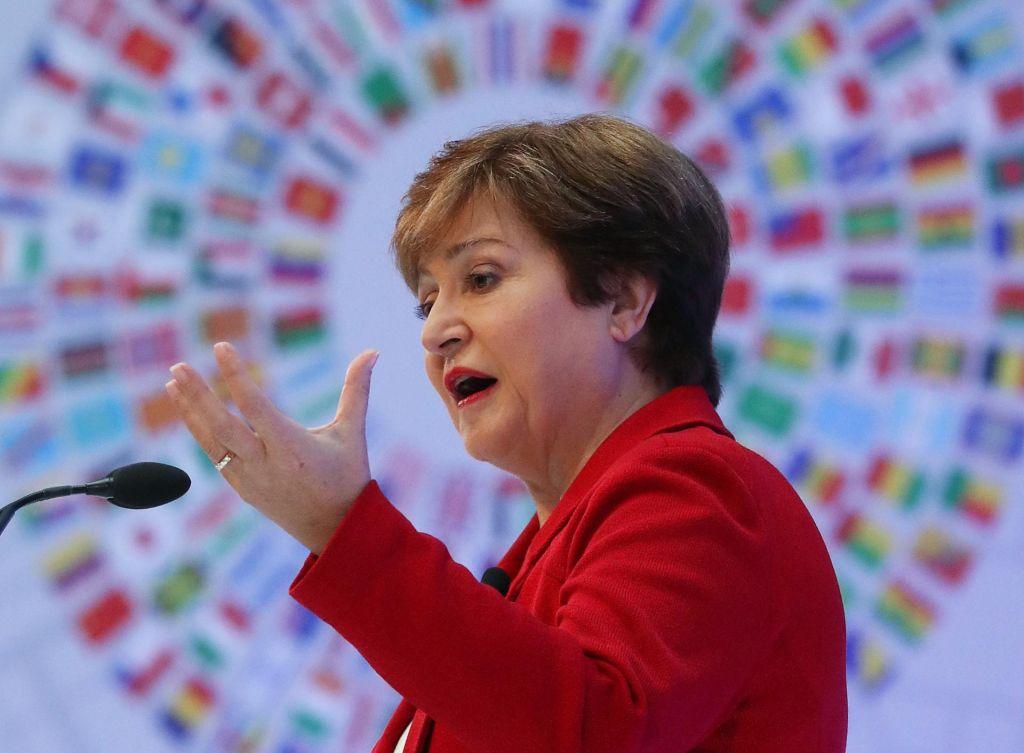 IMF: Svetovna rast najnižja v zadnjih desetih letih