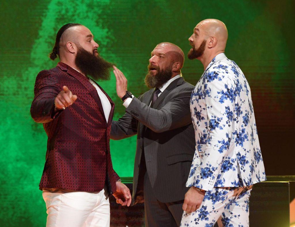 »Ciganski kralj« se bo v wrestlingu spoprijel s 175-kilogramskim superzvezdnikom