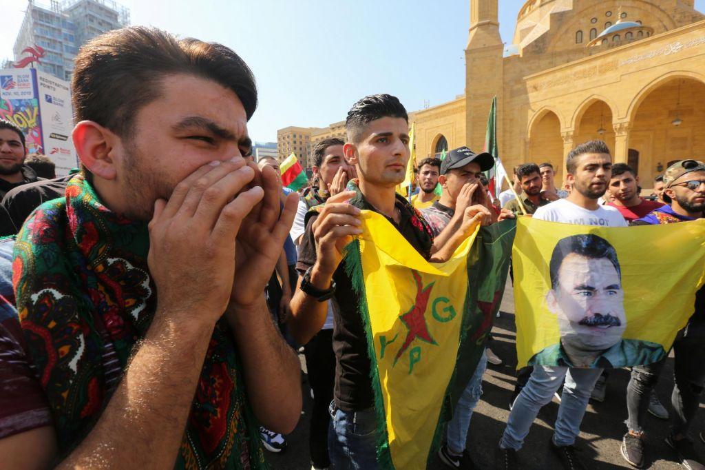 Kurdi in njihovi »zaščitniki«