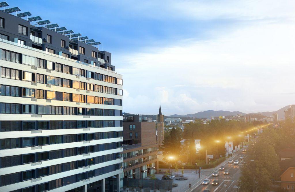 Izjemna priložnost nakupa večjih stanovanj v Eko srebrni hiši