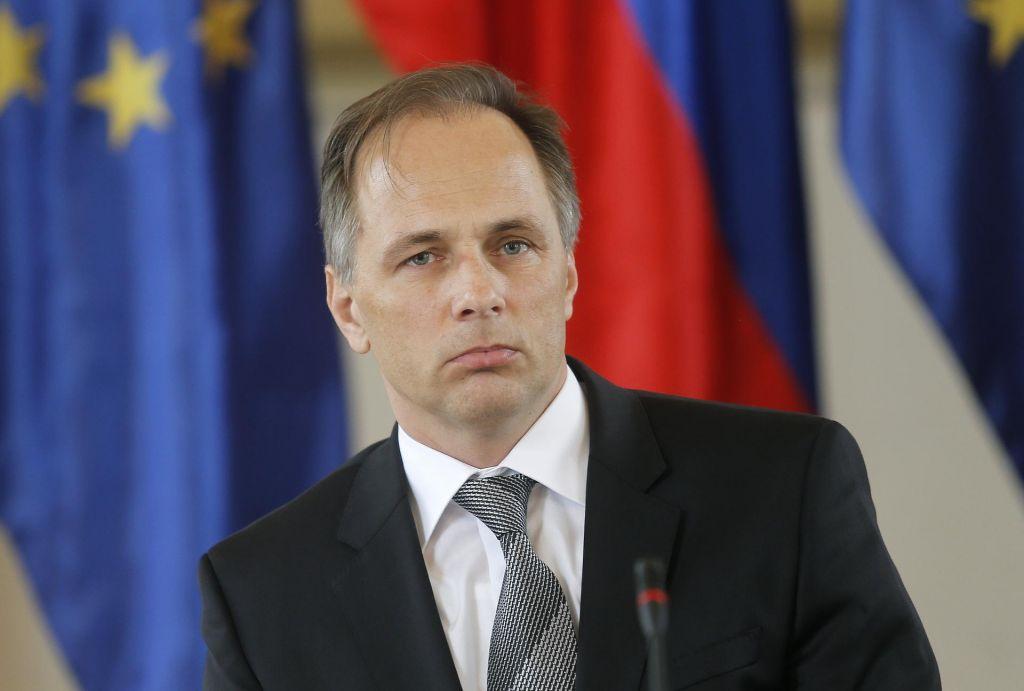 FOTO:Prvi mož ustavnega sodišča v bran Accettu: Poziv k odstopu neutemeljen