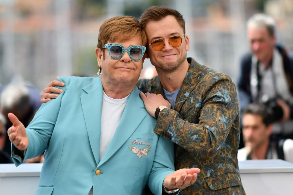 Elton John z novo avtobiografijo