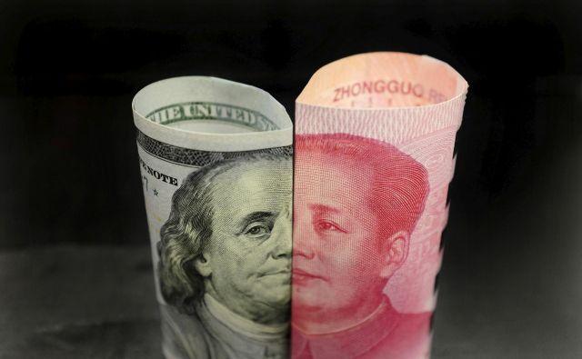 Ameriški pritiski na Kitajsko očitno delujejo. FOTO: Reuters