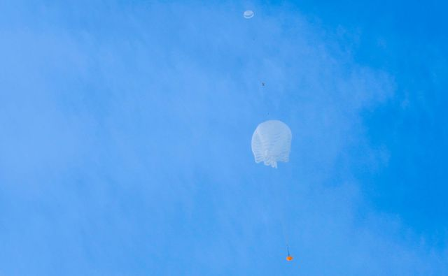 Padala v programu ExoMars. FOTO: Esa/I.Barel