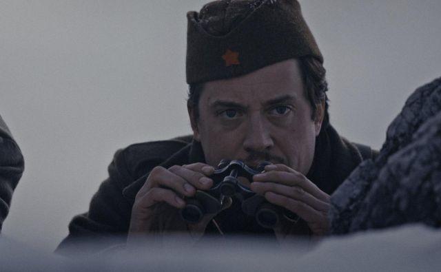 Skozi zgodbo nas vodi glas komandanta Franca Severja - Frante, ki ga igra Domen Valič.Foto Arhiv Producenta