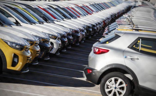 Avtomobili predstavljajo dve tretjini lizinških poslov.<br /> FOTO: Uroš Hočevar