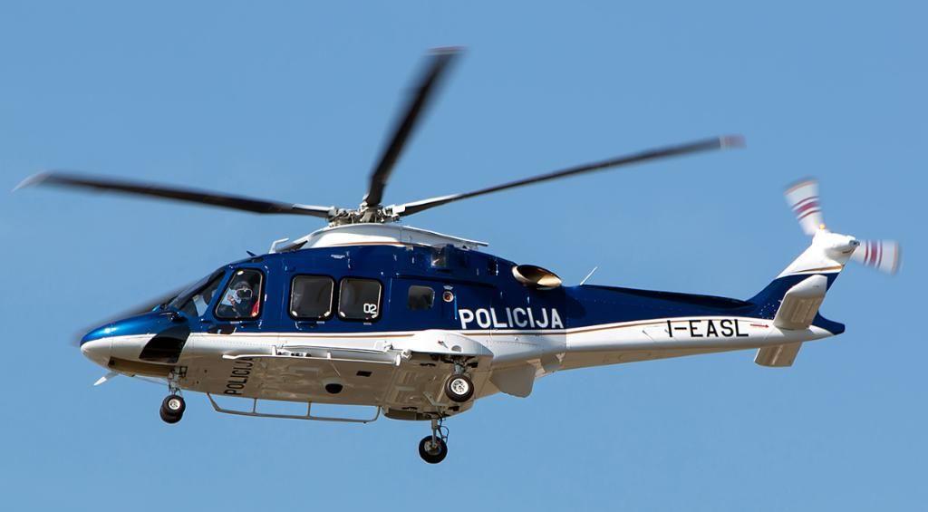 Pomembna okrepitev policije v zraku