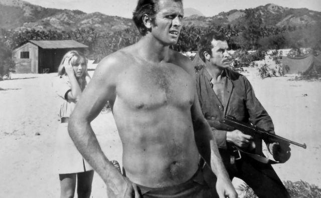 Ron Ely se je televizijskemu občinstvu kot Tarzan priljubil že v 60. letih prejšnjega stoletja. FOTO: Wikipedija