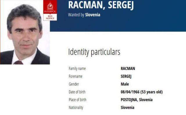 Po neuradnih informacijah sevse bolj zateguje tudi zanka okoli <strong>Sergeja Racmana</strong>.