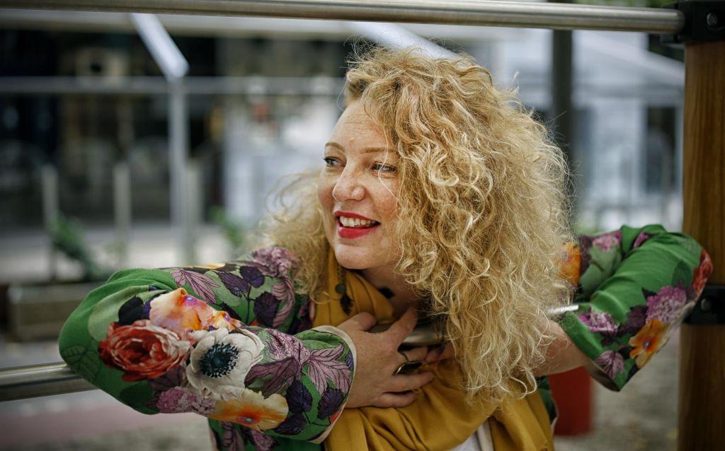 FOTO:Emilia Martensson - Švedska jazzovska pevka slovenskih korenin