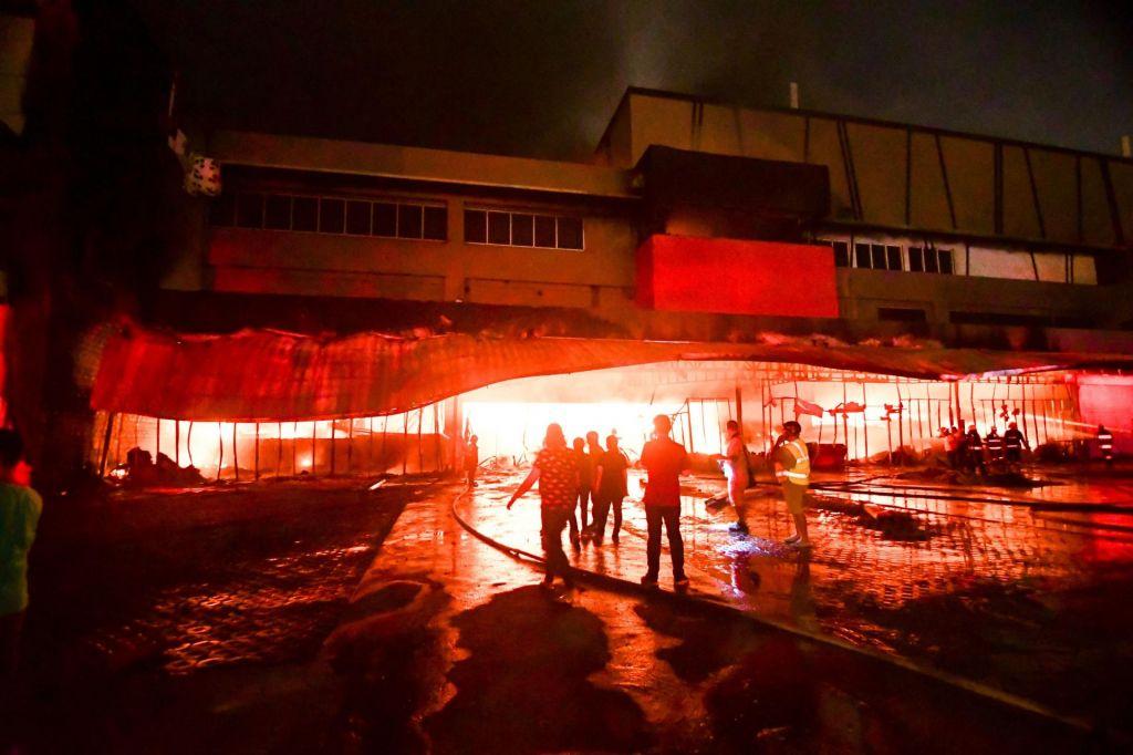 Potres na Filipinih zahteval pet žrtev