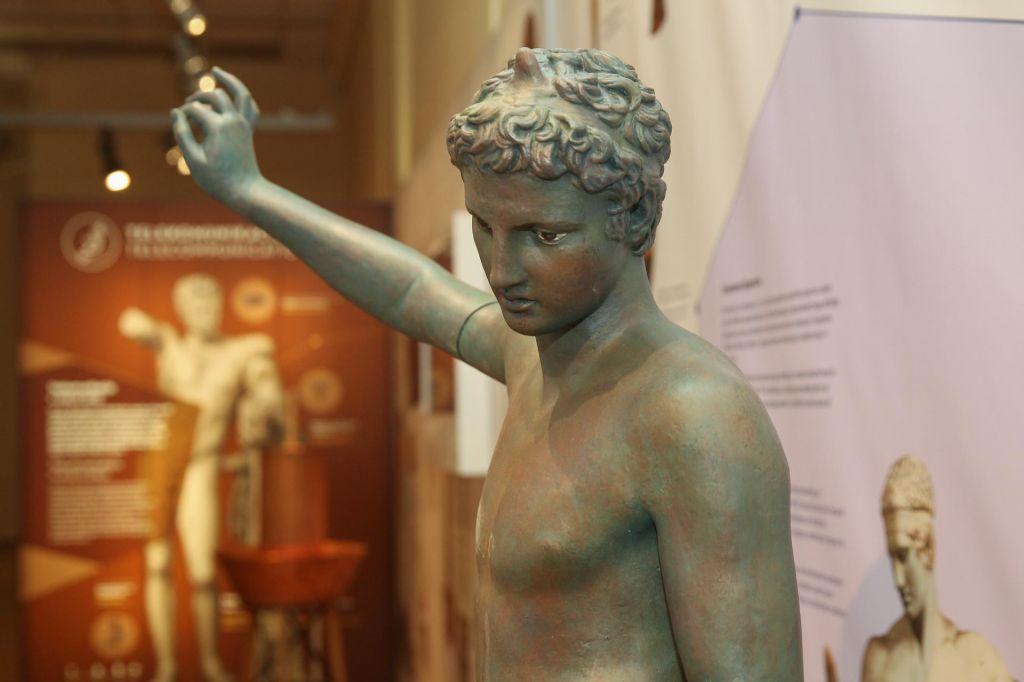 Od starogrške ideje do izuma v Galeriji CD