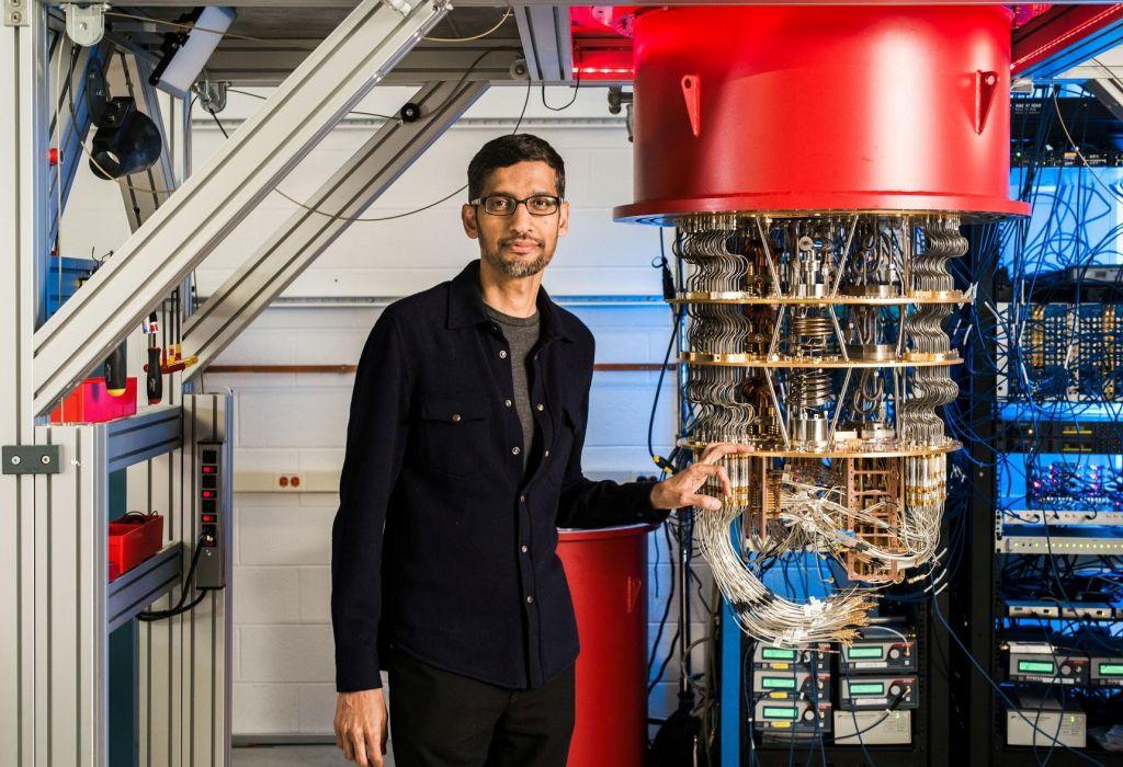 Google je prvi ukrotil kvante