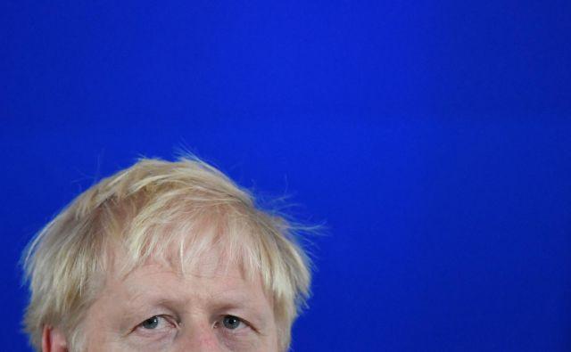 Britanski premier bo poskusil današnje glasovanje prikazati kot izbiro med svojim dogovorom in brexitom brez dogovora.<br /> Foto Reuters