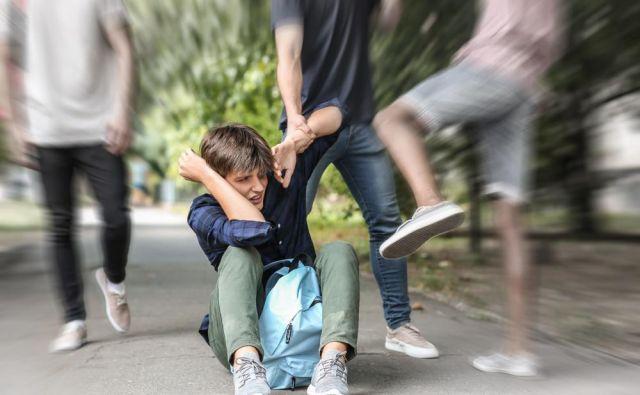 Sošolci se znašajo nad moji sinom FOTO: Shutterstock