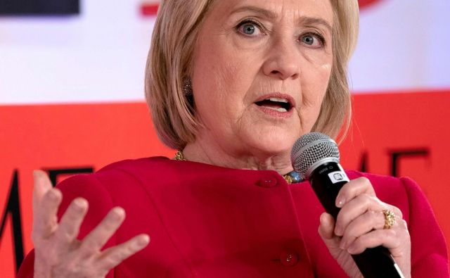 Hillary Clinton Foto Don Emmert Afp