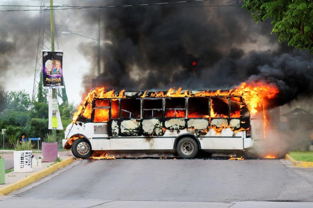 FOTO:Mala mamilarska vojna na severu Mehike