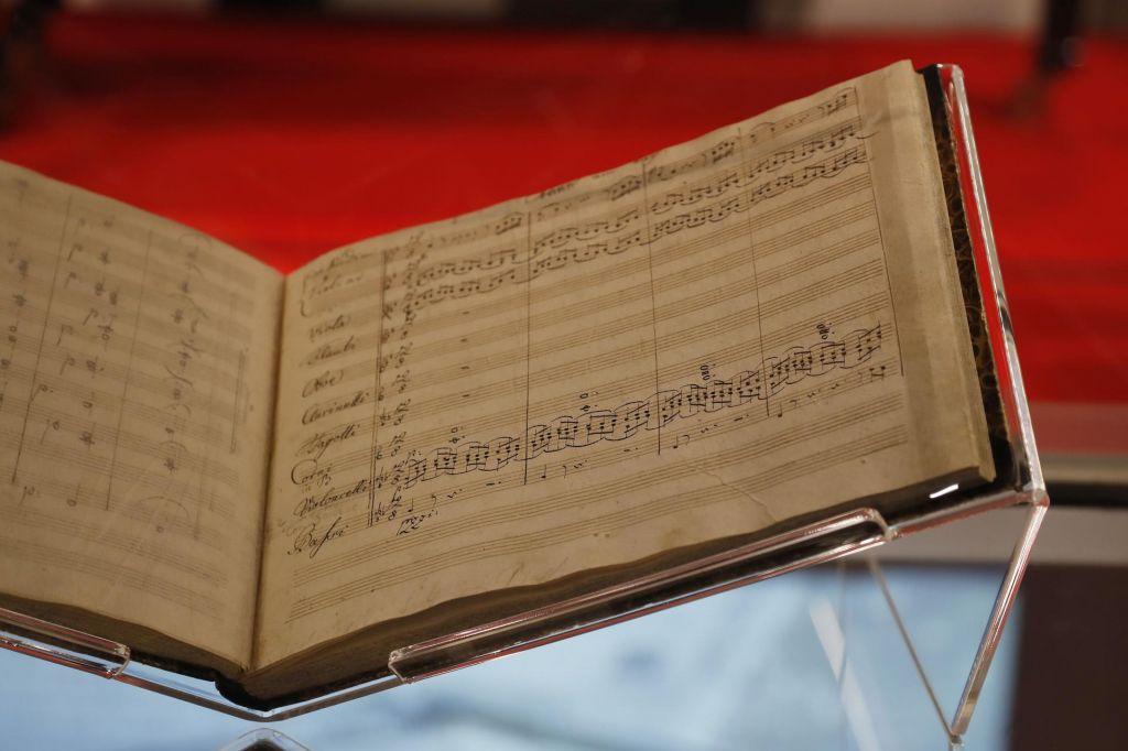 Glasbeno delo, ki ga iščemo že dvesto let