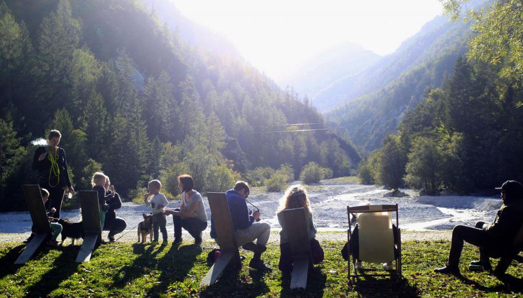 FOTO:Kako so dejavnosti z mulci postale pomembne za turistični razvoj