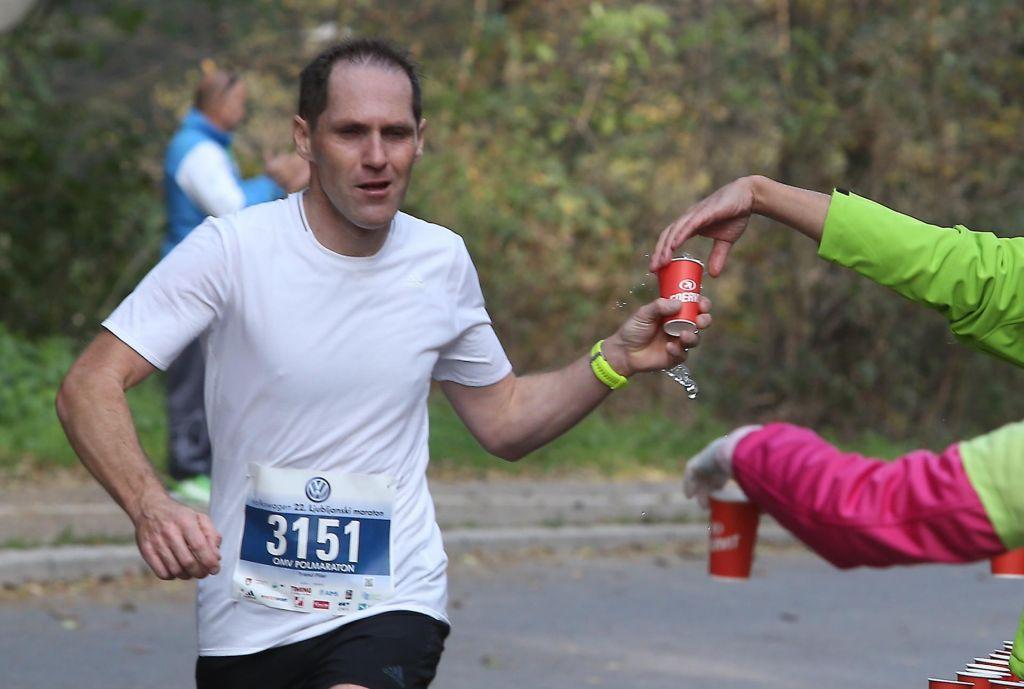 FOTO:Prehrana v tednu pred maratonom