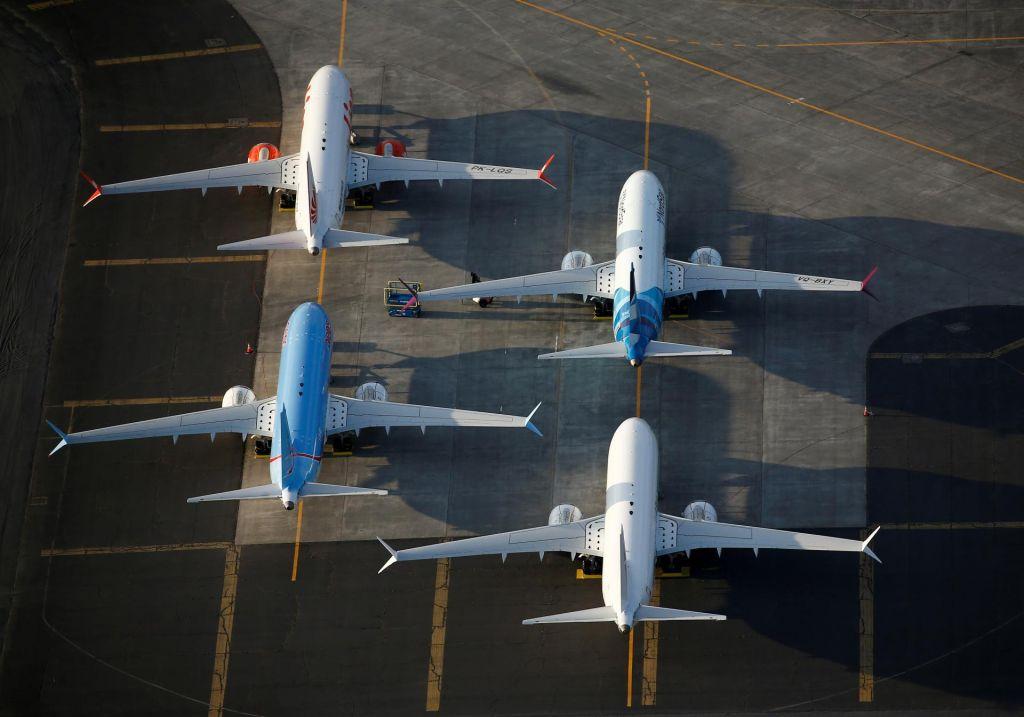 So pri Boeingu že leta 2016 vedeli za težave sistema za nadzor nad letenjem?