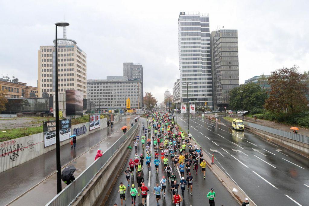 Prehrana na dan maratona