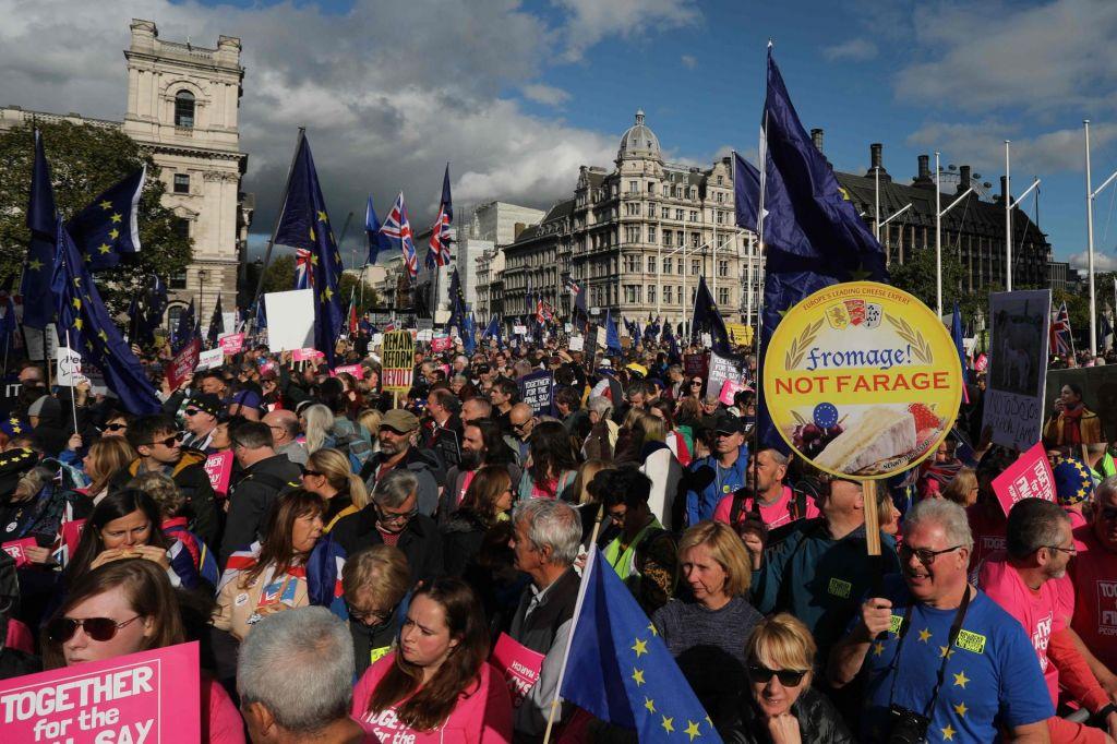 FOTO:Michael Gove: Velika Britanija bo oktobra zapustila EU