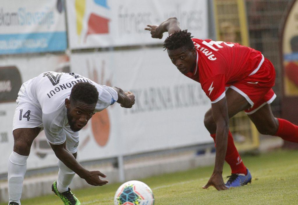 FOTO:Mariborčani igrajo le še za premije