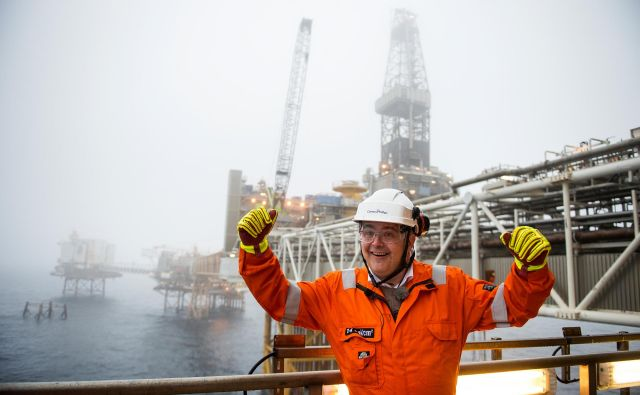 V naftni dejavnosti se morebitne krize ne bojijo.<br /> FOTO: Reuters
