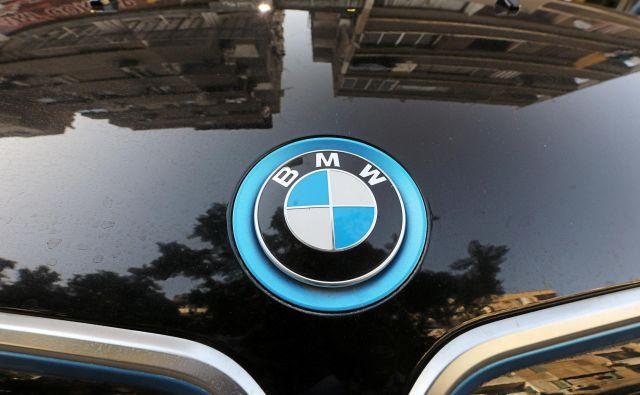 BMW sodi med donosnejša avtomobilska podjetja<br /> FOTO: Reuters