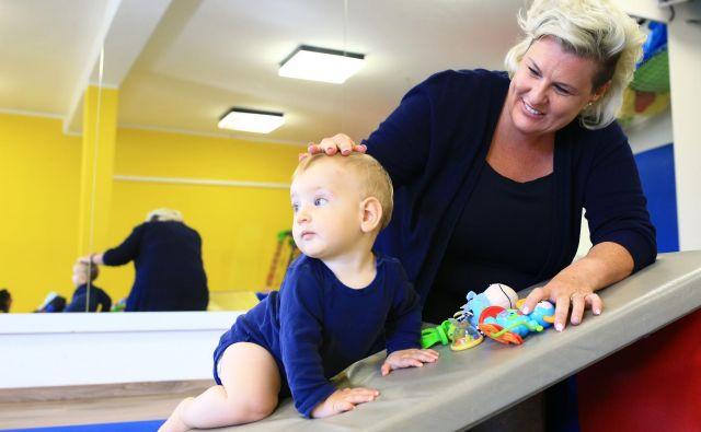 Tjaša Kočevar je prepričana, da lahko s svojim znanjem toliko vpliva na starše, da ne bodo poteptali oziroma zatrli otrokovega sicer neskončnega potenciala. FOTO:Tomi Lombar