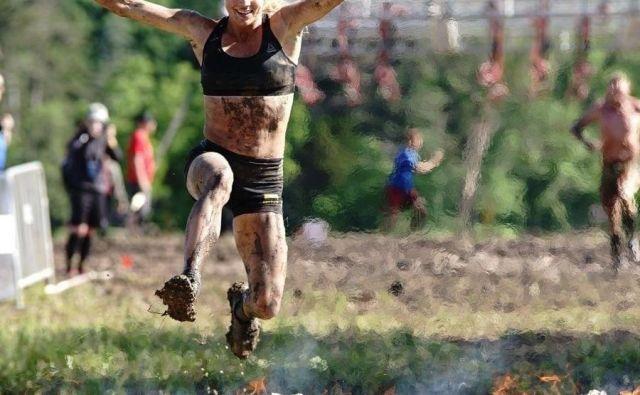 V žaru boja. FOTO: Spartan Race