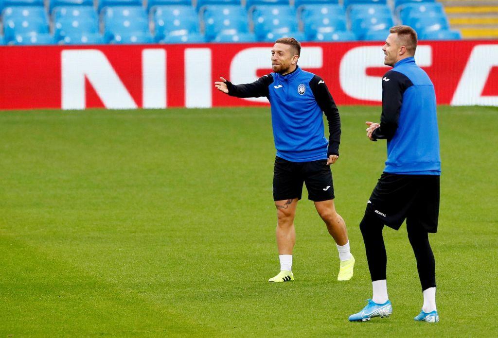 FOTO:Velikanski izziv za Josipa Iličića: Lahko Atalanta preseneti Manchester City?
