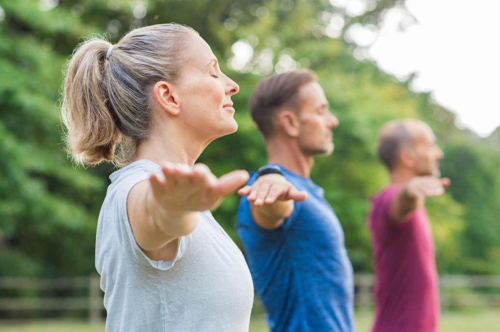 Izboljšati mišice v zrelih letih