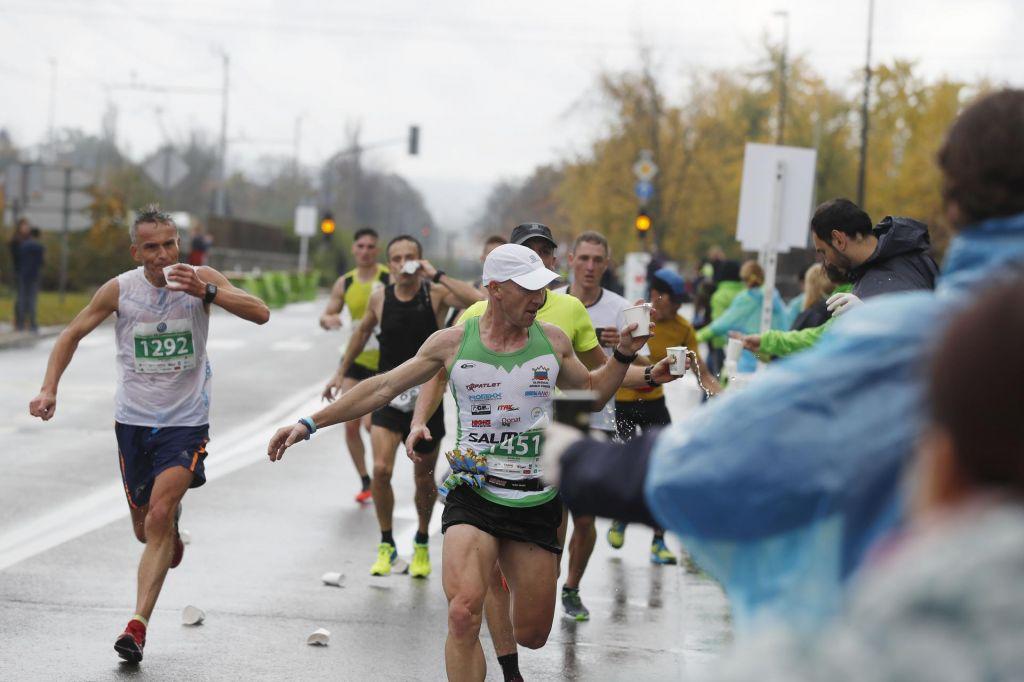 »Pred maratonom so ogljikovi hidrati kralj«